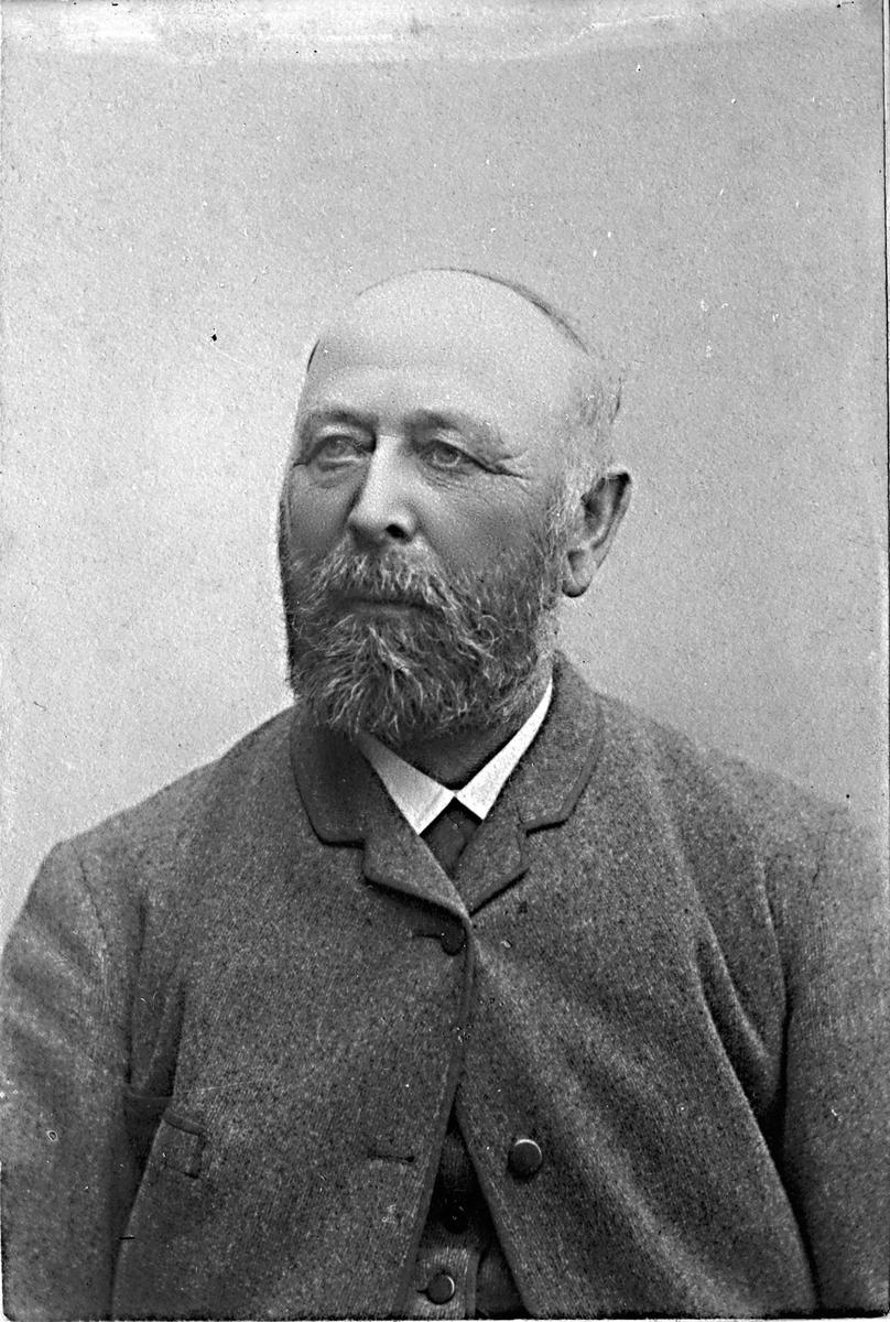Chr. Bjerke - portrett