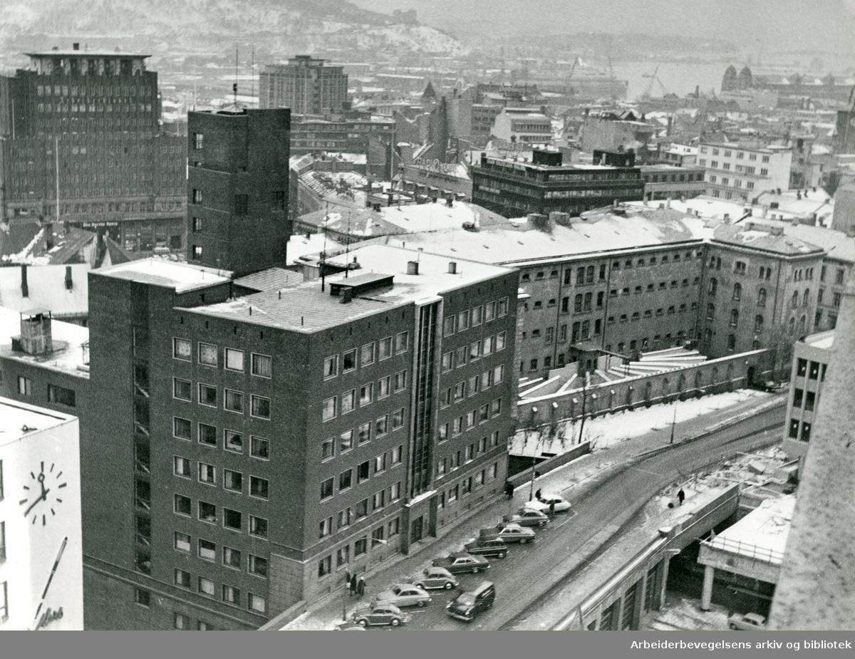 Grubbegata,.1960-65