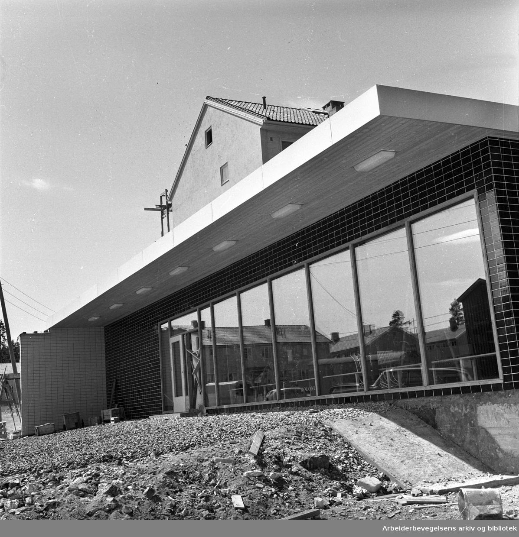 Oslo Samvirkelag, Bøler, .juli 1959
