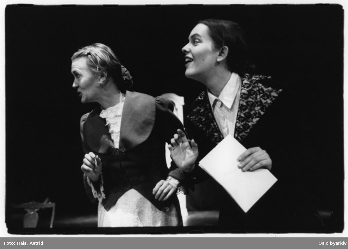 """""""Kraftlaget"""", gjesteforestilling på Parkteatret.Kontakt Nordic Black Theatre ved ev. bestilling av kopier."""