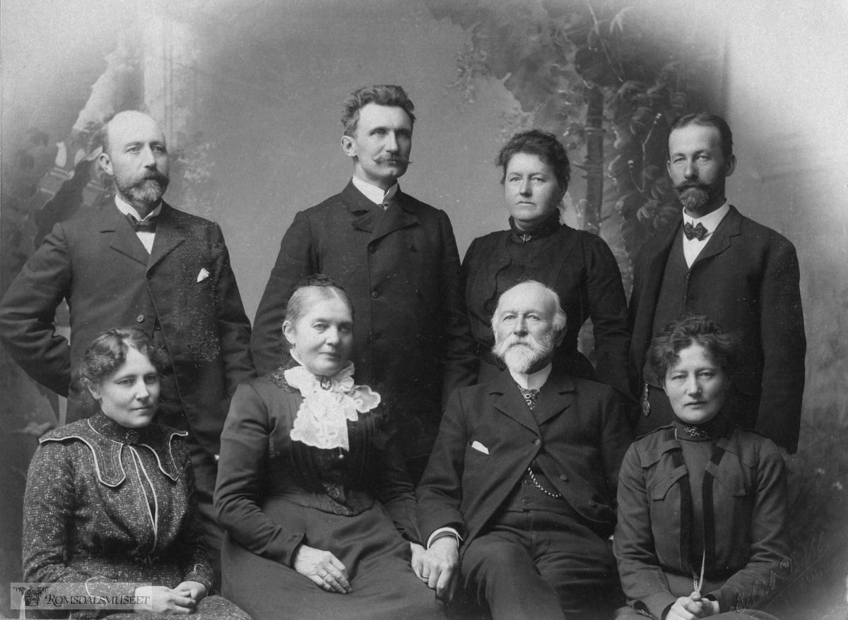 .Familien Ibsen.