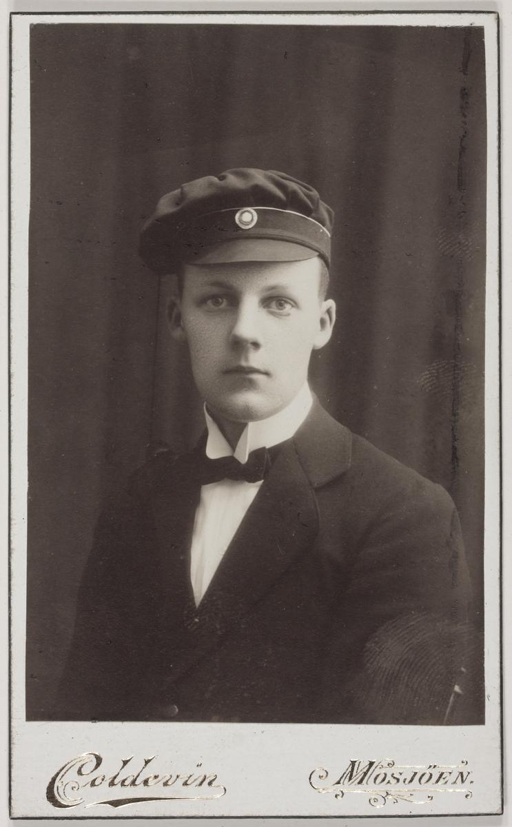 Visittkortfotografi. Ukjent. Etter 1905.