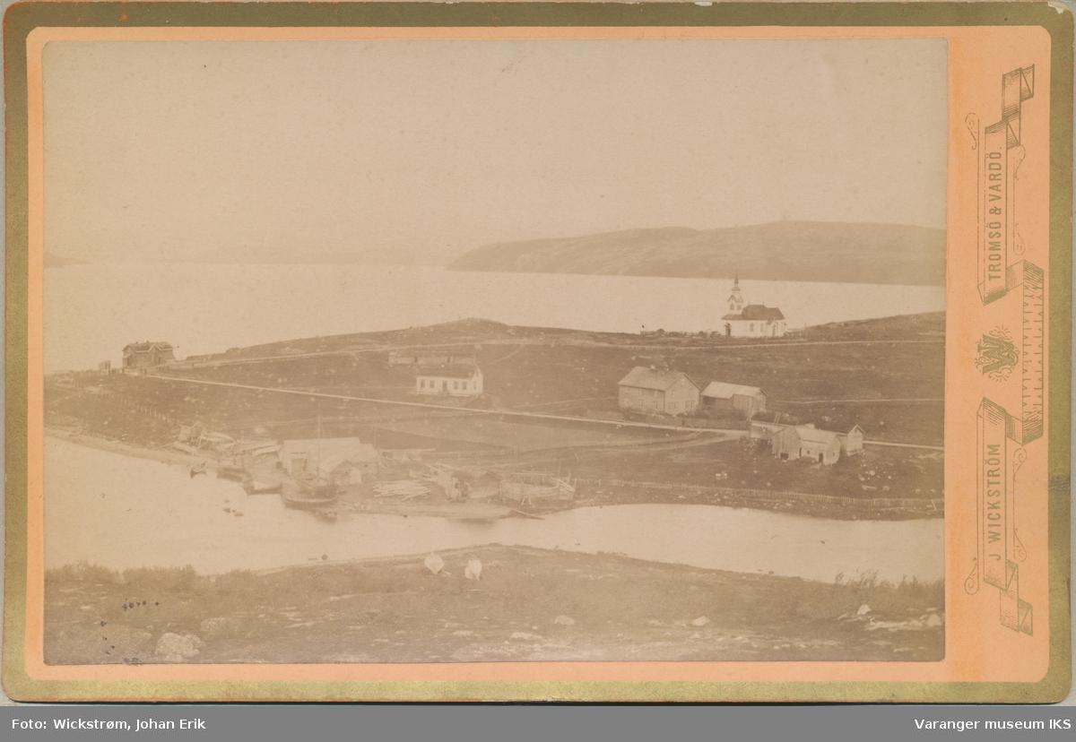 Kirkenes før 1897