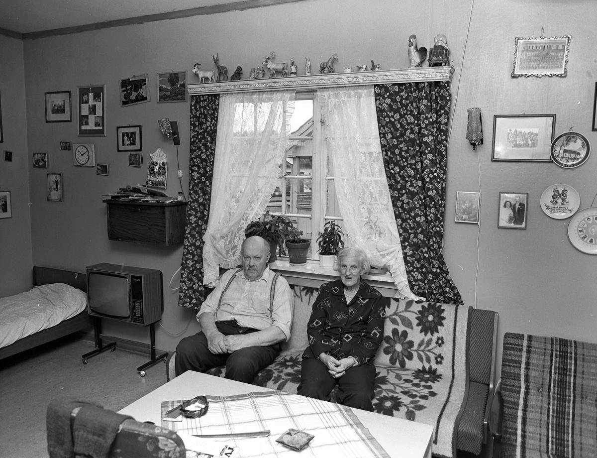 Elise og Ole Herstahagen