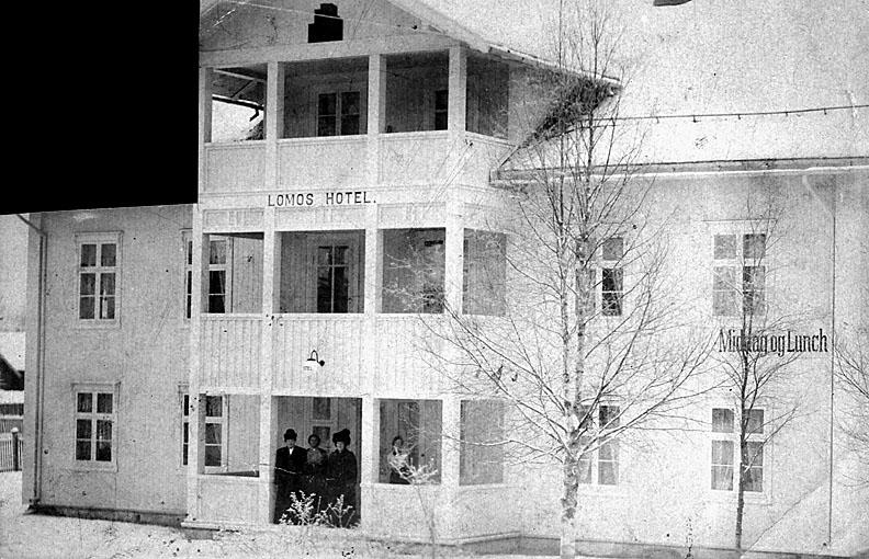Lømos hotel