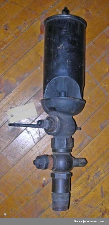 Fløyte fra damplokomotiv