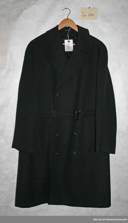 Uniformsfrakk for lokomotivfører