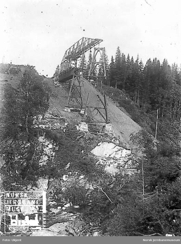 Grana bru : andre del av 14-meter pillar