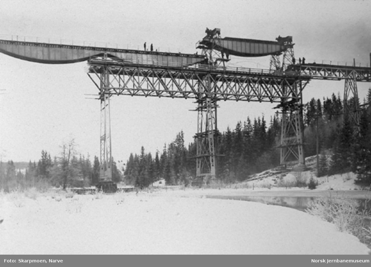 Ombygging av Hobøl viadukt