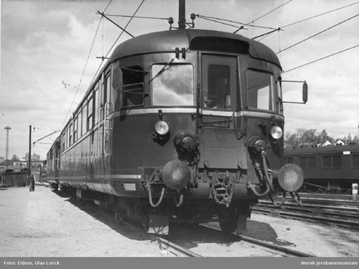 Dieselmotorvogn type 6