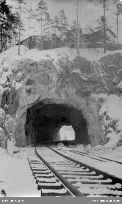 Dobbeltsporanlegget Bekkelaget-Ljan-Holm med Sole tunnel