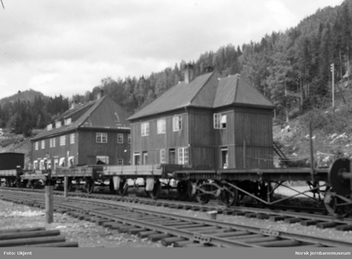 Rødberg stasjon