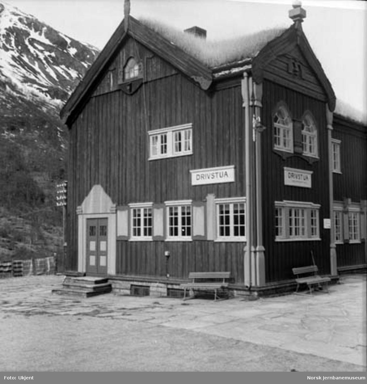 Drivstua stasjon