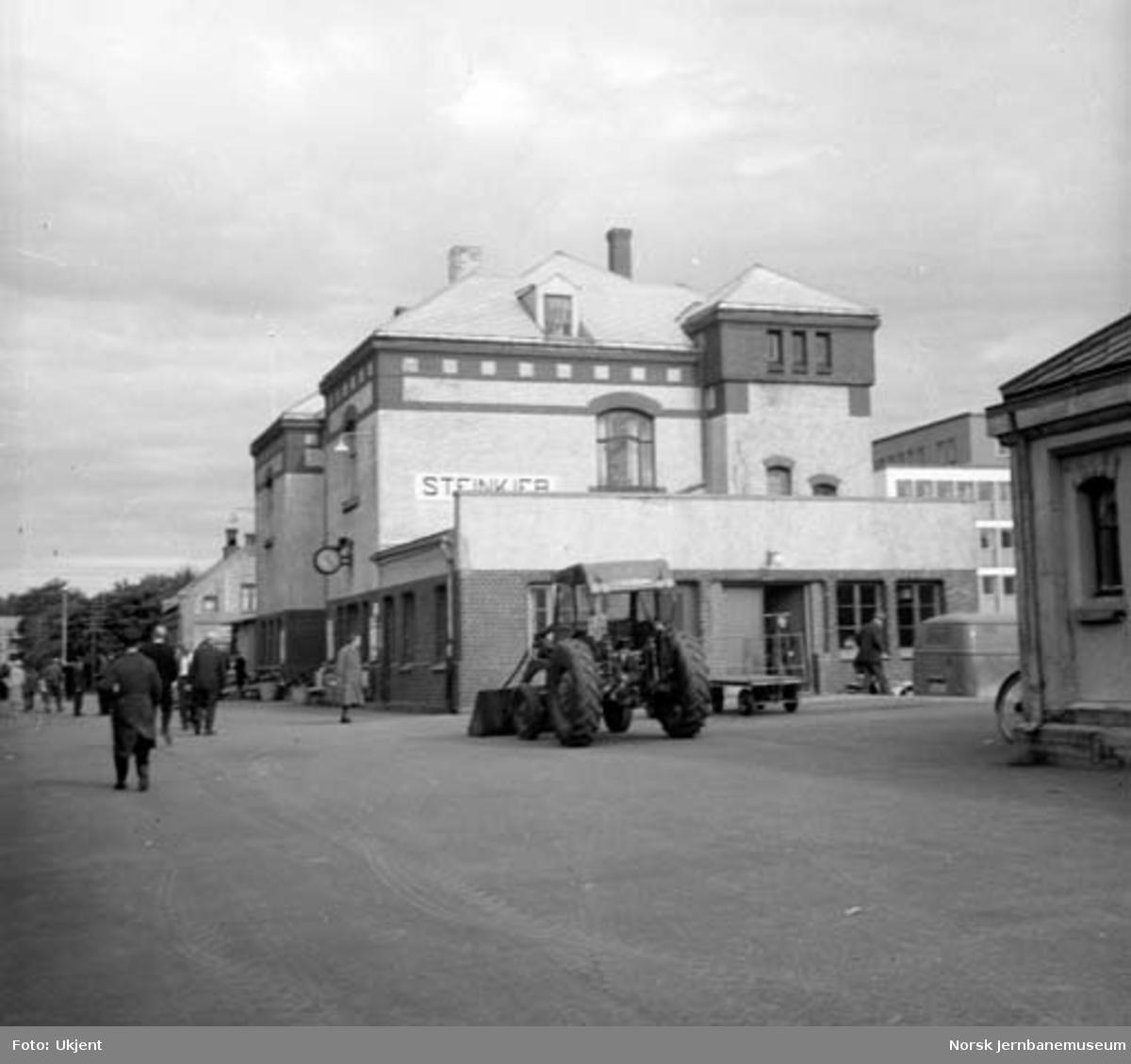 Steinkjer stasjon
