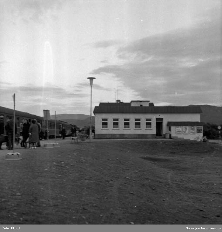 Fauske stasjon