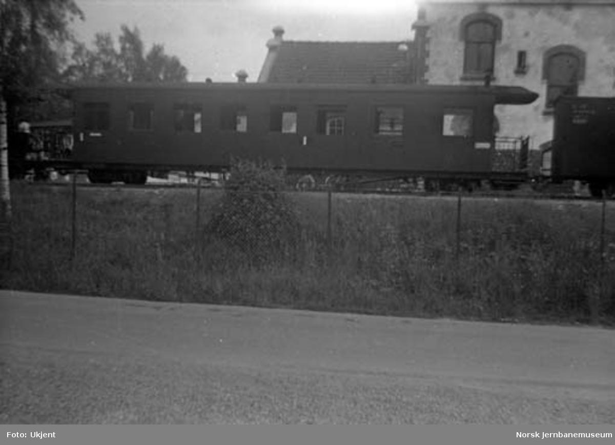 Aurskog-Hølandbanens personvogn litra ABDo 7