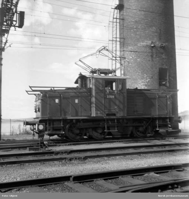 Elektrisk lokomotiv type El 10 nr. 2509