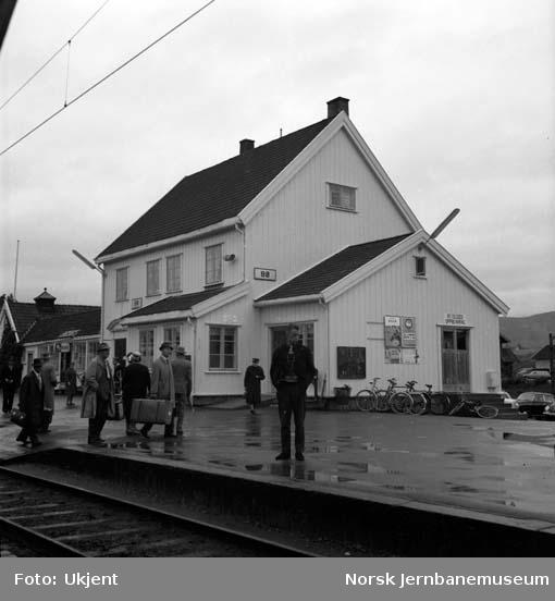 Bø stasjon