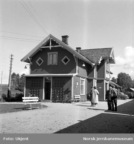 Hornnes stasjon
