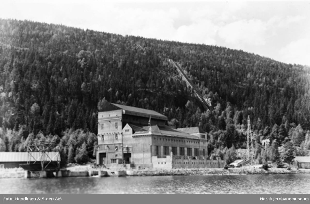 Hakavik kraftstasjon