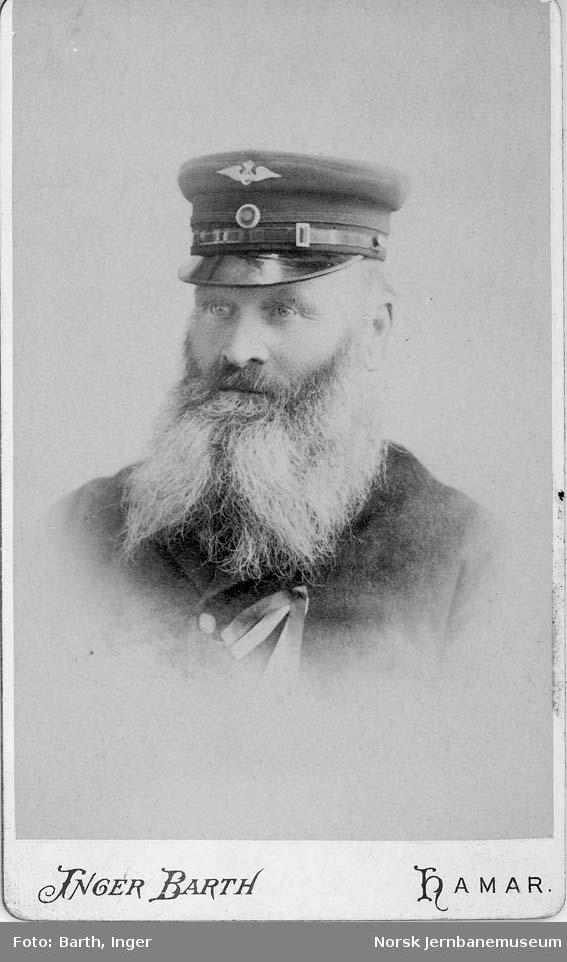 Banevokter Lars Petlund