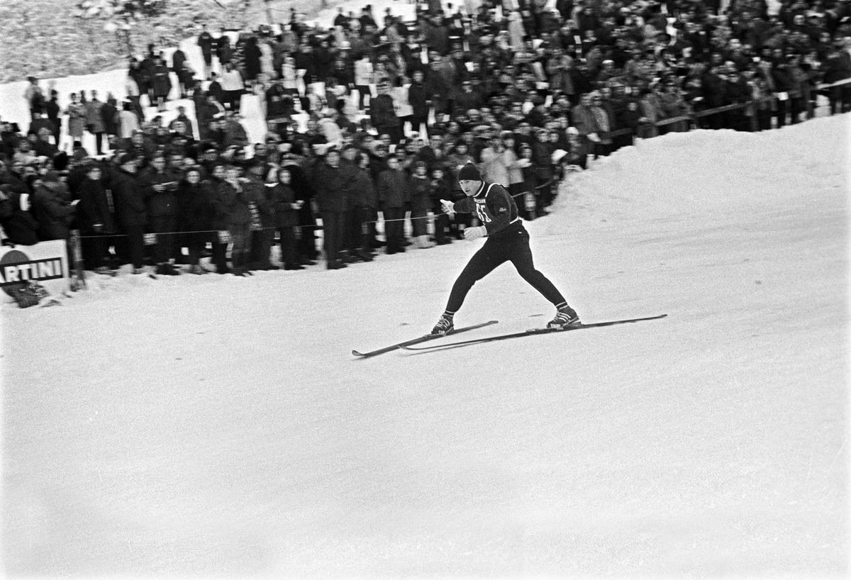 Serie.Hoppuka 1968 i Tyskland. Fotografert 1968.