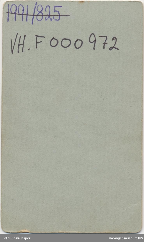 Dobbeltportrett, Martha og Ole P. Strømme