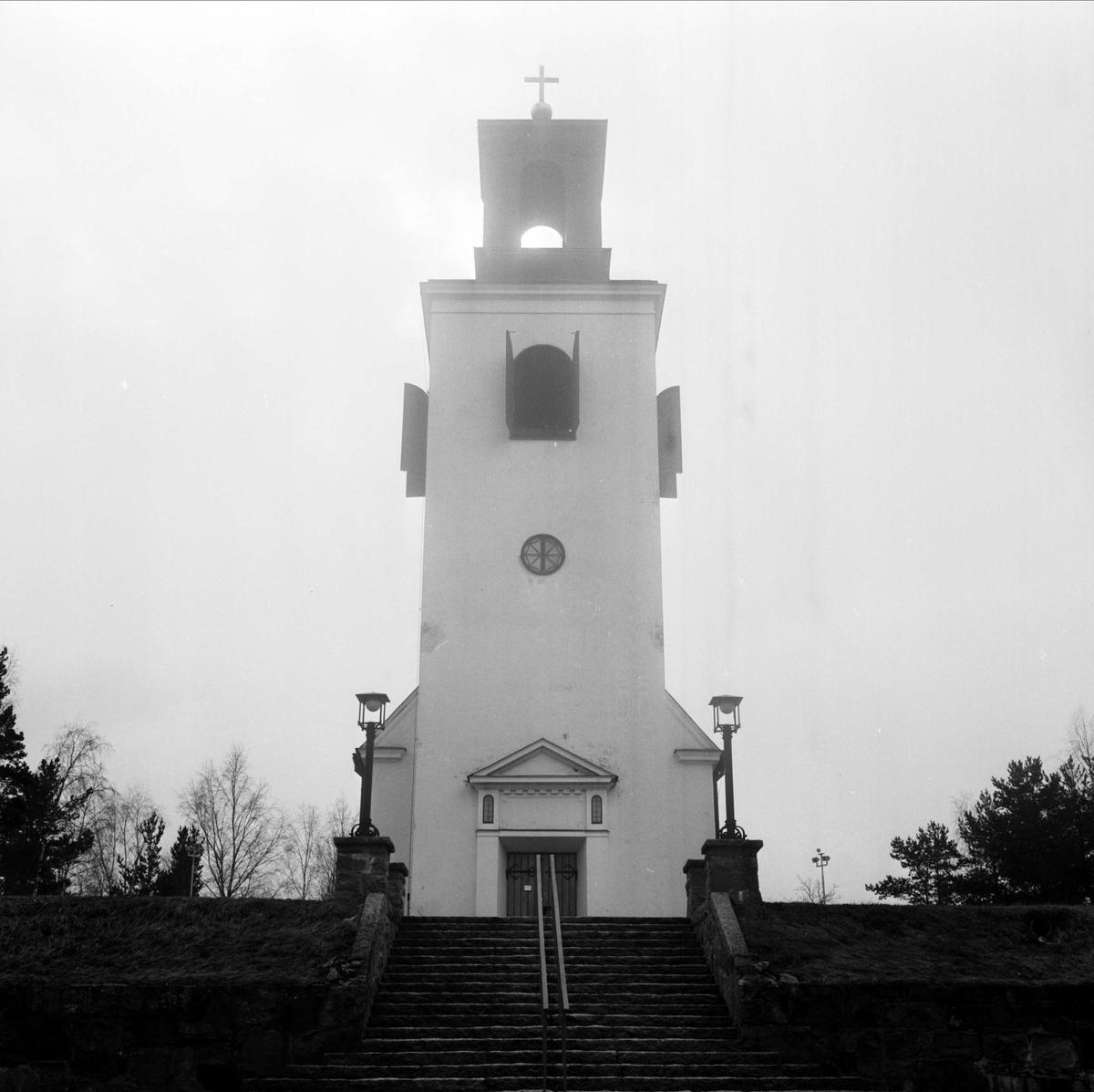 Nathanaelskyrkan, Tierp 1967