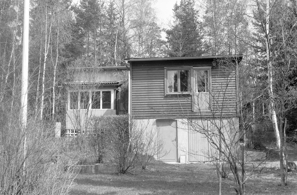 Sommarstuga, Edshammar 3:9, Granängen, Lena socken, Uppland 1977