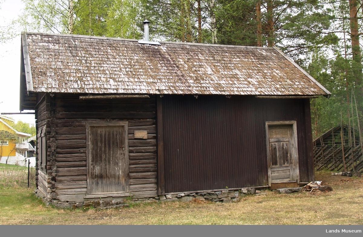 Bryggerhus og drengestue fra Fagertun