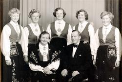 Familiebilde Ubostad i Grindheim.