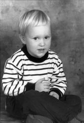 Portrett av Kjetil Øvrebø.