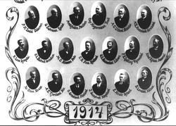 Lister og Mandal amtsting 1914.