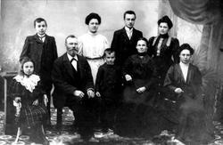 Familiegruppe Øyslebø.