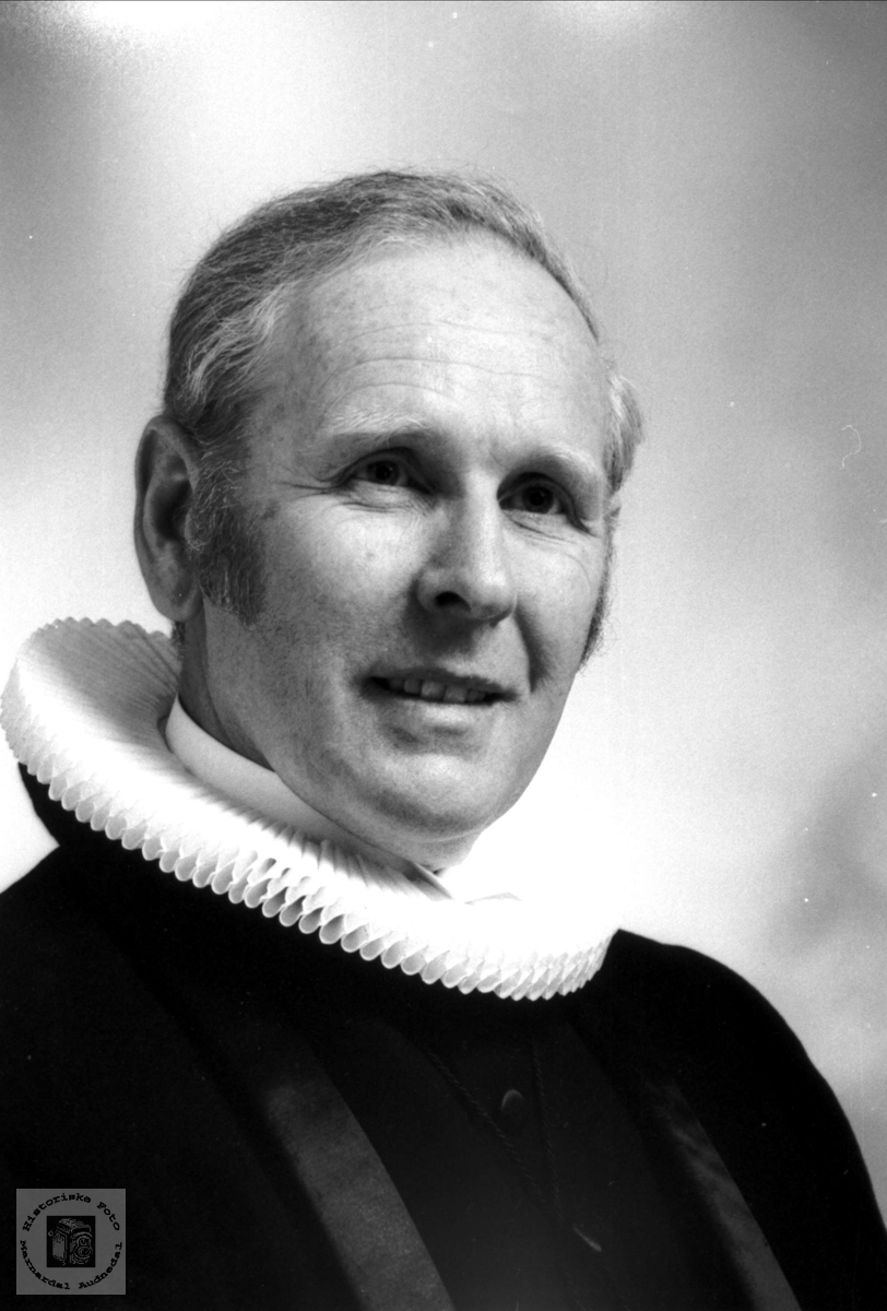 Sokneprest Jørgen Saaghus
