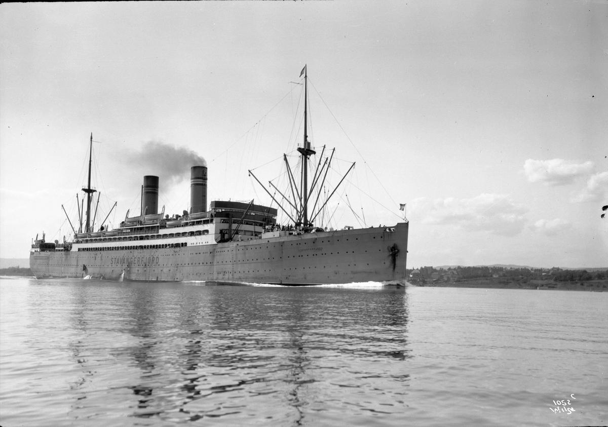 D/S Stavangerfjord (b. 1918, Cammell, Laird & Co., Birkenhead)