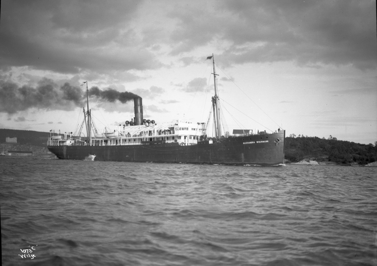 D/S Calypso (1898, Sir Raylton Dixon & Co, Middlesborough)