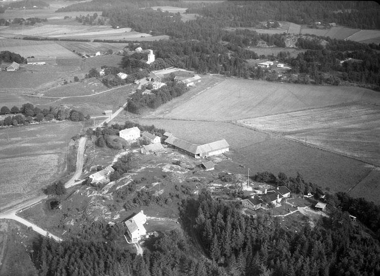 """Enligt AB Flygtrafik Bengtsfors: """"Herrestad Bohuslän""""."""