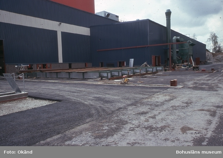 Projekt -73. Kärraverken byggs och Sörviksvarvet byggs ut.