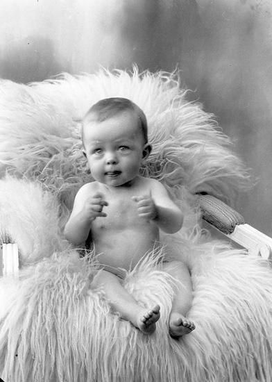 "Enligt fotografens journal nr 5 1923-1929: ""Larsson, Clas-Erik Stenung""."
