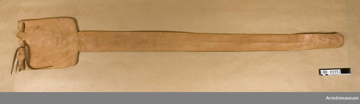 Fodral till sabel m/1893