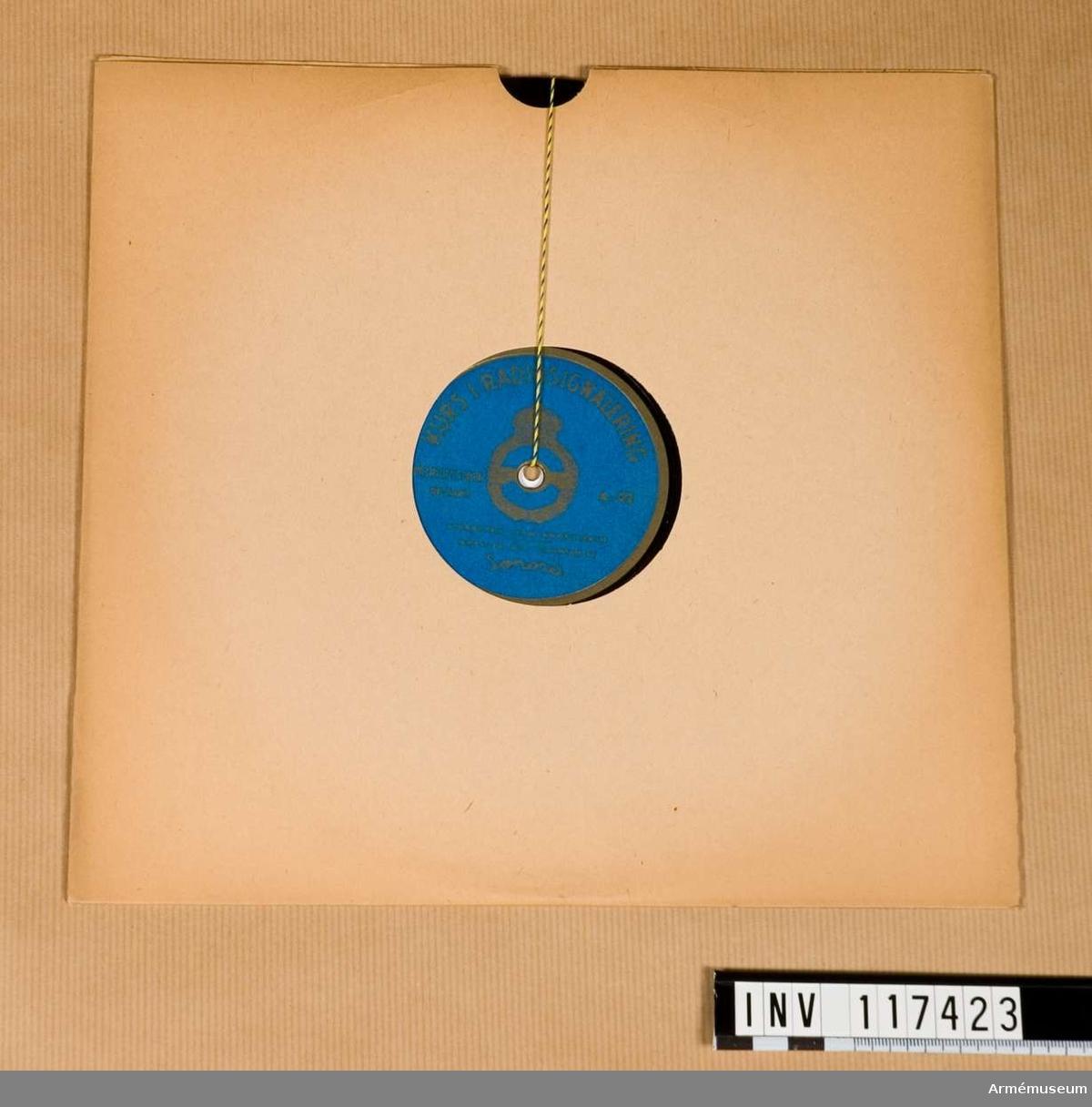 Grammofonskiva
