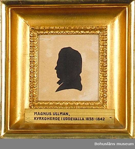 Ullman, MAGNUS(1798-1842)