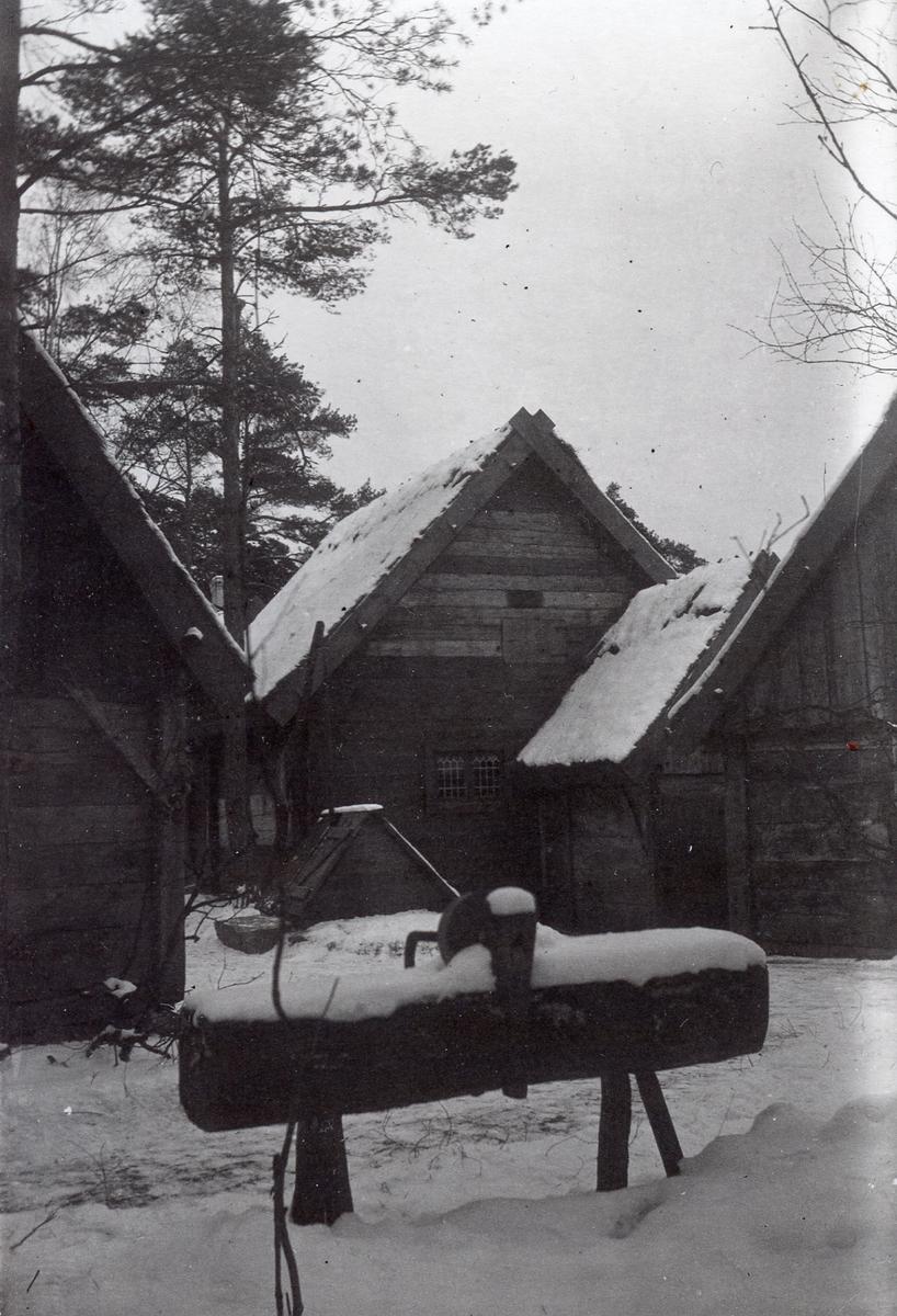 Skansen, Oktorpsgården