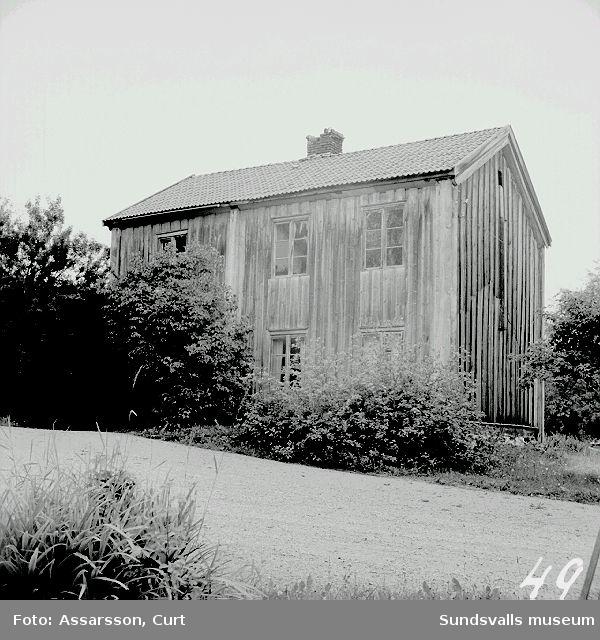 Jöns-Pålsgården fr. 1700-talet, Borgsjöbyn.