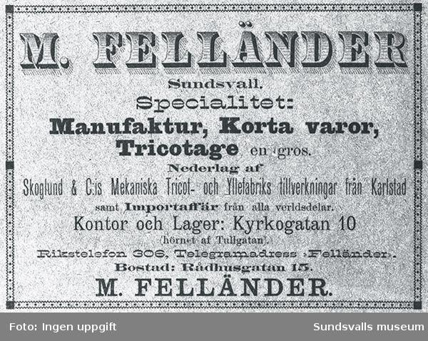 M. Felländer