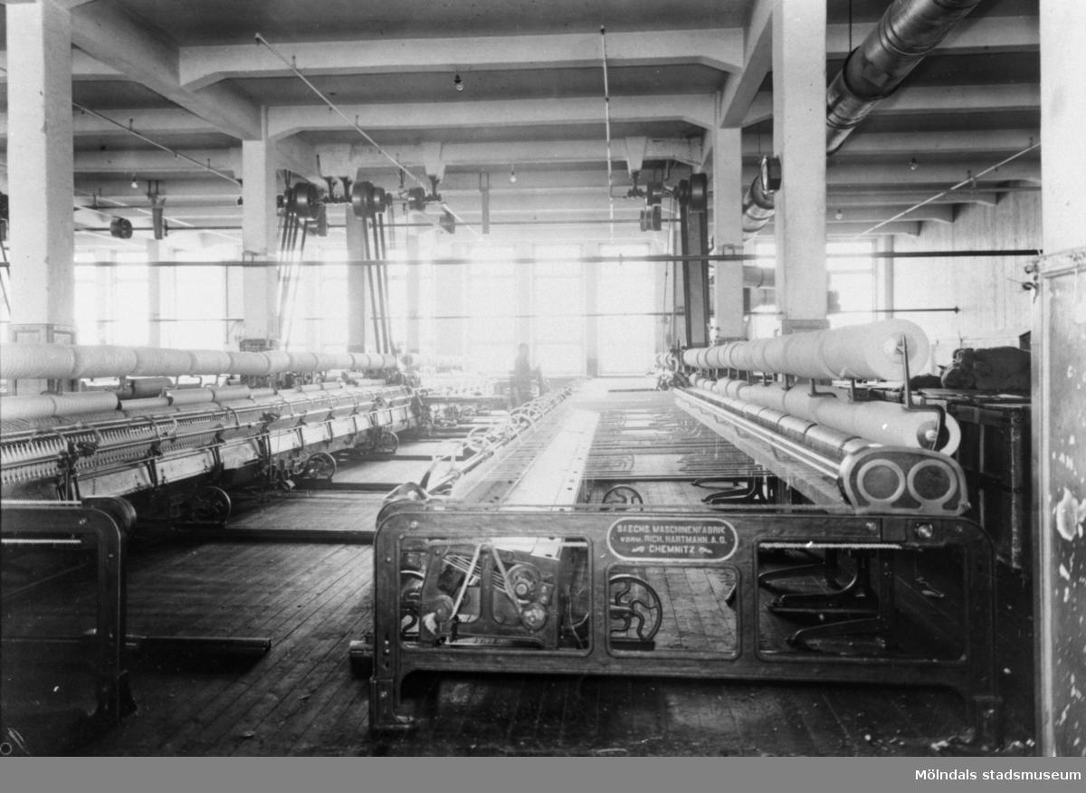 """""""Vigångna"""", på Krokslätts fabrik eller i Skene."""
