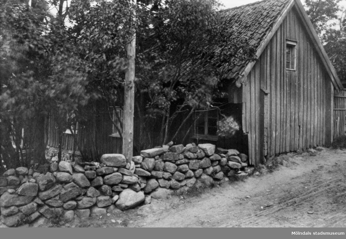 Isaks hus i Annestorp.
