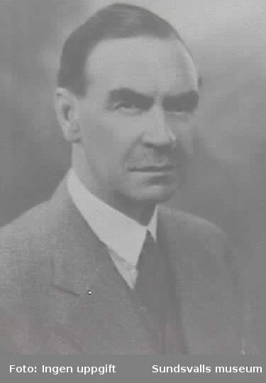 Alnö hembygdsförenings fotosamlingAnders Brunes, född 1874, död 1953