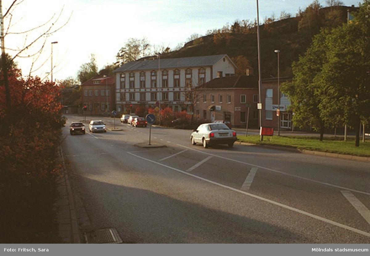 Mölndals målarskola och Mölndals musikskola i Mölndals Kvarnby, 1996.